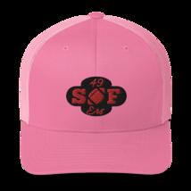 San Francisco Hat / 49ers Hat / Trucker Cap. image 12