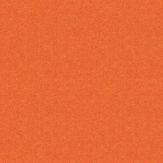 1.5 yards Camira Upholstery Fabric Synergy Wool Likeness Orange LDS82 CN