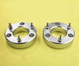 """For 2007-2013 Chevrolet Avalanche 2wd 4wd 2"""" Silver Front Aluminum Lift Kit 6Lug - $52.20"""
