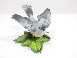 THE LENOX GARDEN BIRD COLLECTION Tufted Titmouse (Fine Porcelain 1986) image 4