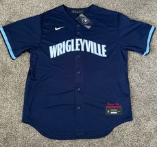 Chicago Cubs CITY CONNECT JERSEY SIZE M - Wrigleyville from NIKE    - $189.90