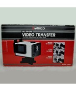 AMBICO All-in-One TRANSFER for Photos, Films, Slides to Video Tape  Mode... - $53.97