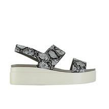 Crocs Sandals Brooklyn Low Wedge, 20645393T - $149.99