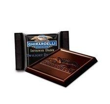 Ghirardelli Chocolate Twilight Delight Intense Dark 72% Cacao, 5.62 Oz Bag - $15.17