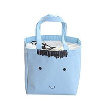 2Pcs WaterProof Large Capacity Lunch Bag For Children,Heat Retaining