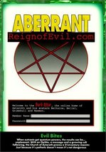 ReignofEvil.com (Aberrant) [Jul 06, 2000] Brucato, Phil and Gaydos, Michael - $5.03