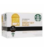 Starbucks Blonde Bright Sky Blend Keurig K-Cups - $14.80