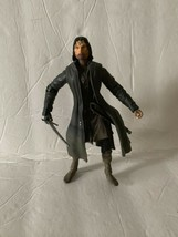 """Lord Of The Rings ARAGORN 2002 Marvel with Moving Arm 6.5"""" - $11.99"""