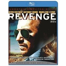 Revenge [Unrated Director's Edition] [Blu-ray]