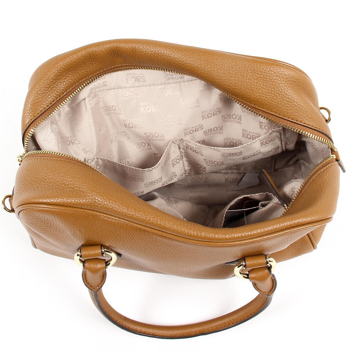 Michael Kors Womens Handbag BEDFORD 35S7GBFS2T ACORN