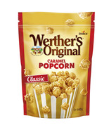 Werther's Original CARAMEL Popcorn from Germany 140g-FREE US SHIPPING - $9.41