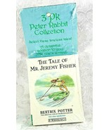 Peter Rabbit Beatrix Potter 3 Pack Mini Softcover Books 4, 5, 6 Sealed - $9.99