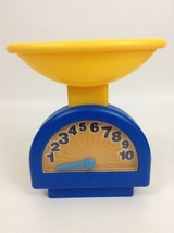 Little Tikes Replacement Count 'n Play Cash Register Scale Vintage 80s - $15.79