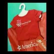 American Girl Foil Star Tee for Dolls - Houston... - $2.96