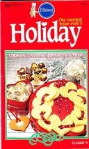 Pillsbury Classic Cookbook, Holiday Classic V, Paperback, Recipes, 1986.... - $2.25