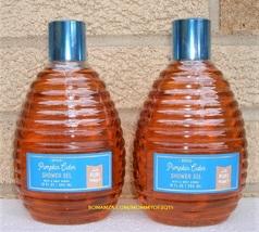 Spiced Pumpkin Cider Bath and Body Works Shower Gel Set of 2 - $28.00