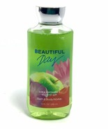 Bath & Body Works Beautiful Day Body Shower Gel 10 FL OZ Body Wash Apple... - $12.30