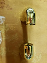 Metal Lever Handle Set - Roman TubH64PB - $185.00