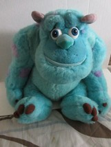 "Disney Store Monsters Inc 16"" Sully Large Plush Toy/Doll James P Sullivan - $21.95"