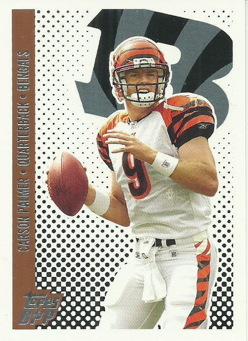 2006 Topps Draft Picks and Prospects #55 Carson Palmer
