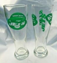 NFL New York Jets Glass Pilsner 16 oz. Set of 2 by Boelter Brands - $34.99