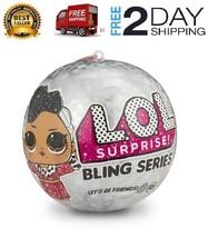 LOL Surprise Bling Holiday Series Doll BonBon Bon Bon Glam Glitter Authe... - $21.33