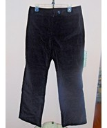 Pants Small Weld Corduroy Style & Co. Pockets Size 12-100% Cotton -Shirt... - $14.99