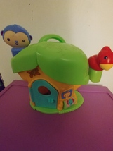 Fisher-Price Silly Safari Musical Discovery Treehouse  - $12.50