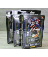 2020 Panini Playbook Football Hanger Box Retail Exclusive Cards Sealed Lot of 3 - $44.50