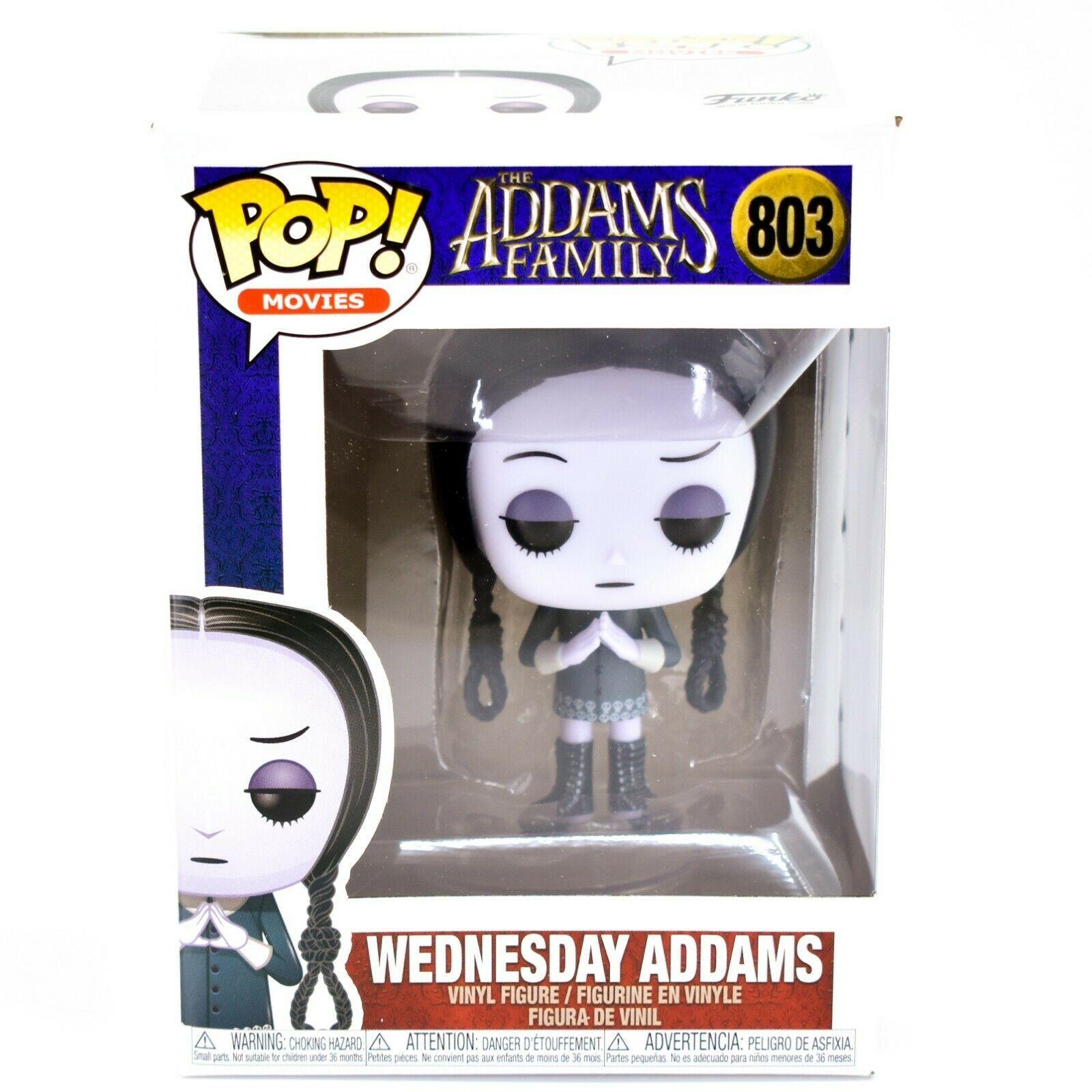 Funko Pop! Movies The Addams Family Wednesday Addams #803 Vinyl Figure
