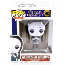 Funko Pop! Movies The Addams Family Wednesday Addams #803 Vinyl Figure image 1