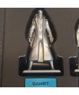 The Uncanny X-Men Alert - Adventure Board Game -1992 Gambit Figure - $4.95