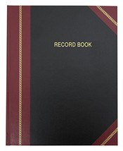 BookFactory Professional Record Book/Record and Account Notebook/College... - $64.06