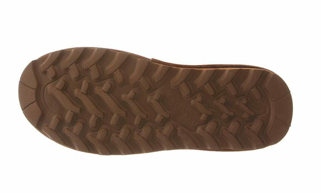 Womens Bearpaw Elle Short Winter Boots - Hickory Suede [1962W]