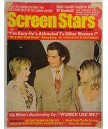 Screen Stars Magazine April 1972 Shirley Jones, James Brolin - $3.99