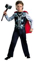 Thor Avengers Child Size 6  Costume - £17.32 GBP