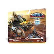 Skylanders ,SuperChargers ,Dual Pack 1 : ,Shark, Shooter, Terrafin/Shark... - $24.17