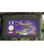 Aladdin English Custom Game Boy Advance GBA - $11.50