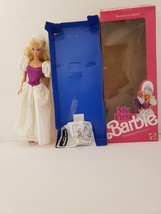 My First Barbie Doll #9942 with Box 1989 Mattel, Inc. 3+ - $11.87