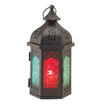 Exotic Tabletop Candle Lantern 10015223 - $26.05