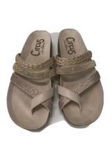 Sam Edelman Circus Oakley rose gold sandals Womens Size 8 - $28.01