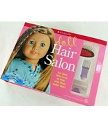 American Girl Doll Hair Salon Activity Kit Book & Accessories Instructio... - $21.34