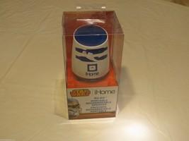 Star Wars Ihome R2 D2 Selten Kabellos Wiederaufladbar Speaker I Heim Neu - $31.42 CAD