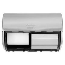 Georgia Pacific 2-Roll Tissue Dispenser Professional Compact Horizontal ... - $62.30