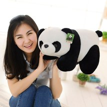 1pcs 18 70cm Panda Plush Toy Cute Panda Stuffed Soft Doll Baby Kids Toy Gift For image 2