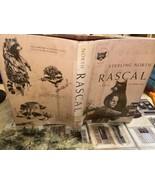 Rascal Sterling North HCDJ EX LIB  3rd printing 1963 - $7.91