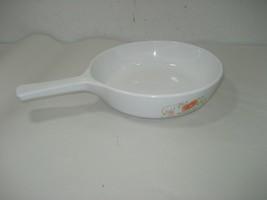"""Corning Ware Wildflower Dish P-83-B Skillet Fry Pan 6.5"""" - $9.46"""