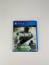 """Call of Duty """"INFINITE WARFARE"""" (ps4) *Pre-Owned* Good Condition! LEGACY... - $9.74"""