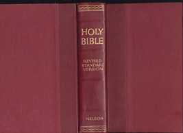 Vintage Holy Bible Revised Standard Version RSV 1952 Thomas Nelson & Sons - $10.89