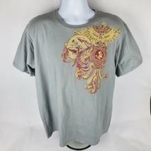 My U Mens T-Shirt Sz XL Seminoles Football Short Sleeve Blue - $16.92